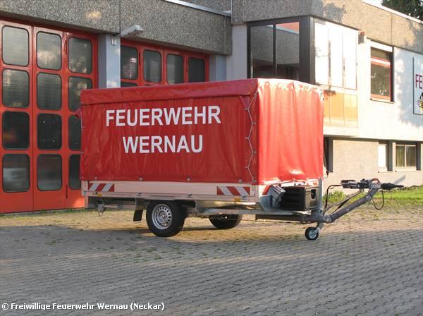 Feuerwehranhänger FwA-W